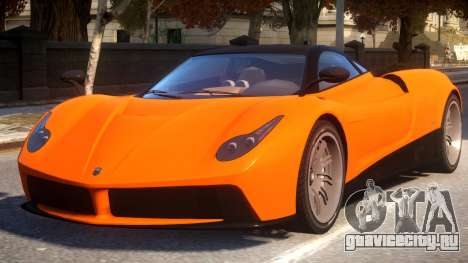 Pegassi Osiris European Style для GTA 4