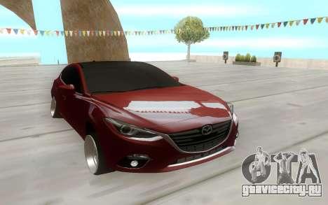 Mazda 6 Hatchback для GTA San Andreas