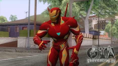Avengers Infinity War - Ironman Mark 50 для GTA San Andreas