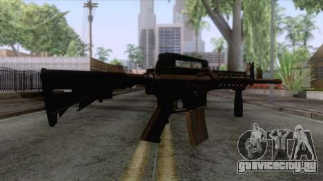 AR-15 Assault Rifle для GTA San Andreas