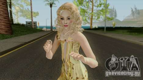 Belinda для GTA San Andreas
