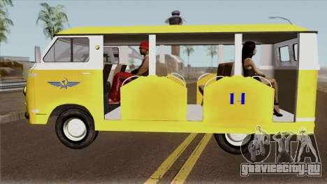 "РАФ-980 ""Рига"" для GTA San Andreas"