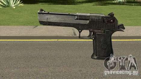 HD Desert Eagle (With HQ Original Icon) для GTA San Andreas