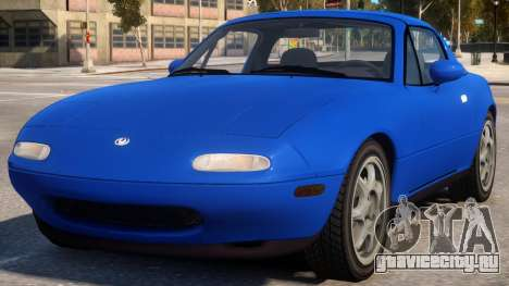 1997 Mazda Miata MX-5 V2 для GTA 4
