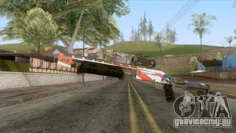 The Doomsday Heist - Shotgun v2 для GTA San Andreas