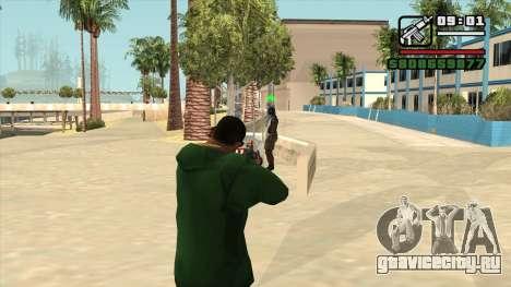 Реалистичные Настройки Оружия (Weapon.dat) для GTA San Andreas