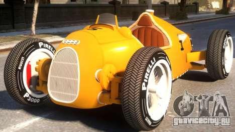 Audi Type C 1936 V.1 для GTA 4