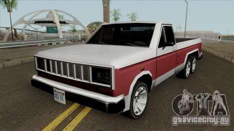 Bobcat D-6 для GTA San Andreas