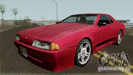 Аниме Винилы для Elegy v2 для GTA San Andreas