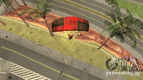 Parachute Bag HD для GTA San Andreas