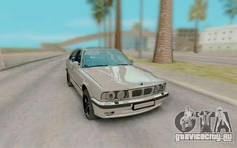 BMW M5 E34 Stock для GTA San Andreas