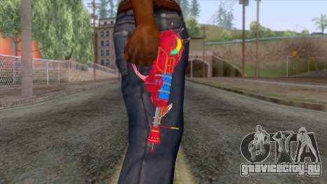 Call Of Duty Zombies - Ray Gun для GTA San Andreas