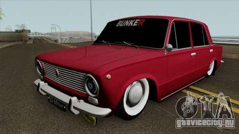 ВАЗ 2101 Красный БПАН для GTA San Andreas