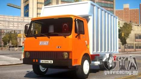 Fiat 50 NC Kamyon для GTA 4