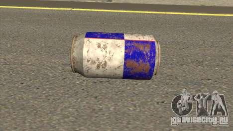 PUBG Hot Bull Energy Drink для GTA San Andreas