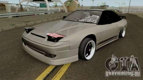 Nissan 180SX Racing для GTA San Andreas