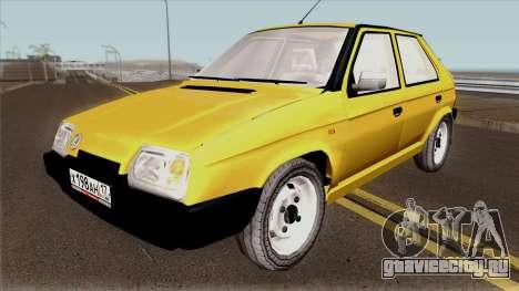 Skoda Favorit 135L для GTA San Andreas