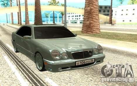 Mercedes-Benz G55 Elegant для GTA San Andreas