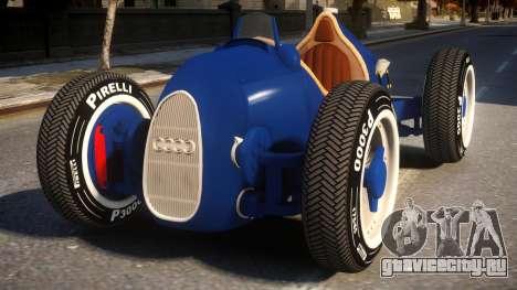 Audi Type C 1936 V.1.3 для GTA 4