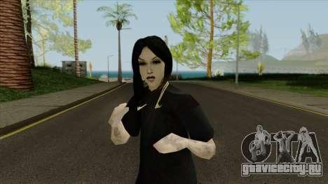 LQ Новая Каталина для GTA San Andreas