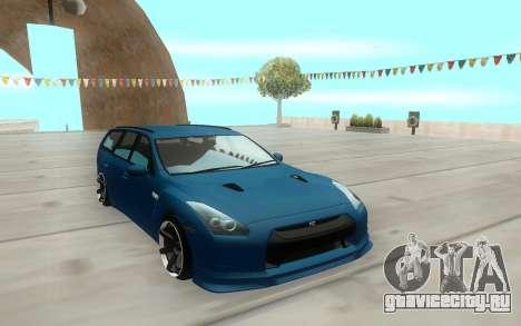Nissan Stagea M35 для GTA San Andreas