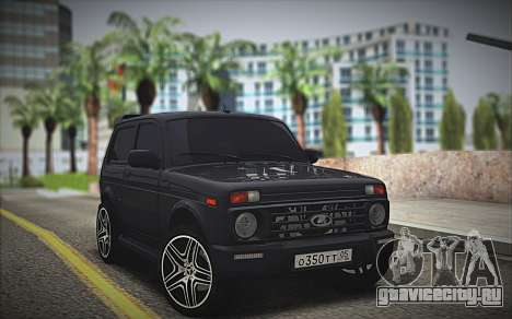 VAZ 2121 Urban для GTA San Andreas