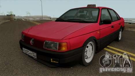 Volkswagen Passat B3 v2 RUS Plates IVF для GTA San Andreas