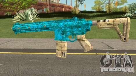 Gunnruning Carbine MK2 Origins Camo для GTA San Andreas