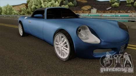 Stinger HD для GTA San Andreas