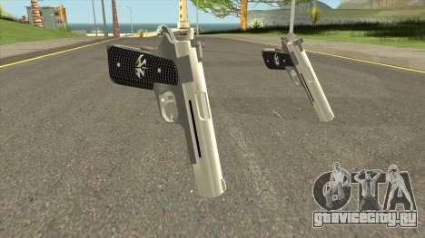Colt China Wind для GTA San Andreas