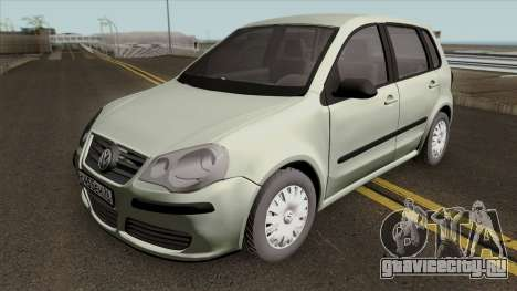 Volkswagen Polo 2006 Hatchback для GTA San Andreas