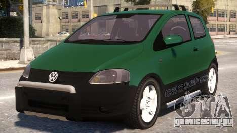VW Cross Fox для GTA 4
