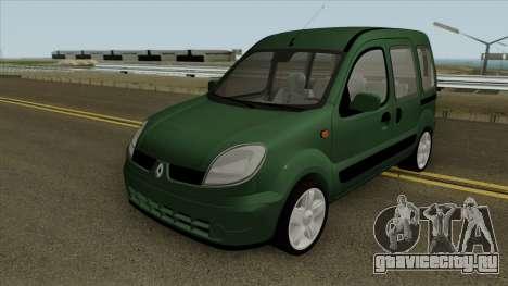 Renault Kangoo Minivan для GTA San Andreas