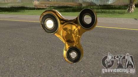 Golden Fidget Spinner для GTA San Andreas