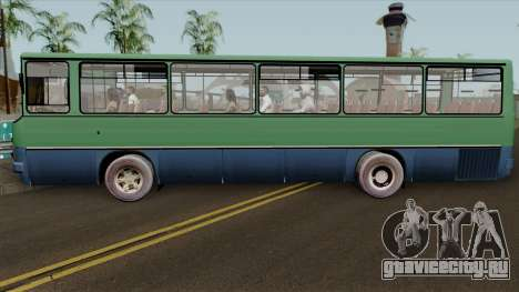 Икарус 255 v2.0 для GTA San Andreas вид слева