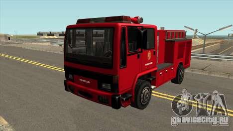 DFT-30 Pompieri для GTA San Andreas