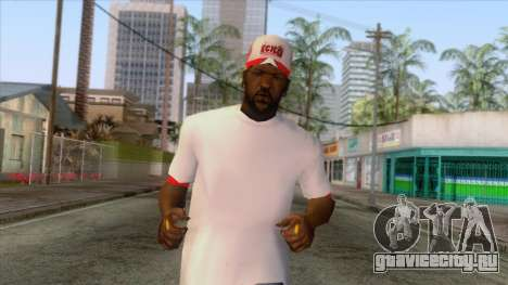 Crips & Bloods Ballas Skin 4 для GTA San Andreas