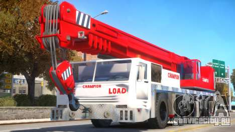 Champion Crane v2.0 для GTA 4