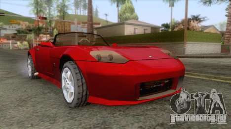 Dodge Viper Cabrio для GTA San Andreas