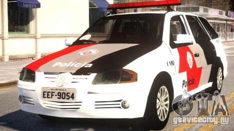 Volkswagen Parati G4 для GTA 4