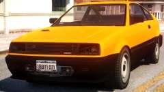 Blista Compact Facelift для GTA 4