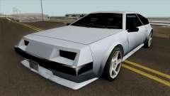 Deluxo SA Restyle v2 для GTA San Andreas