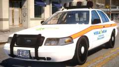 Ford Crown Victoria CVPI для GTA 4