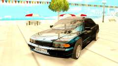 BMW 750i E38 Quality для GTA San Andreas