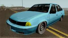 Daewoo Cielo 1.5 GLS (Iraqi Stock Version) 1998 для GTA San Andreas