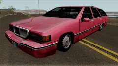 Elegant Station Wagon Low для GTA San Andreas