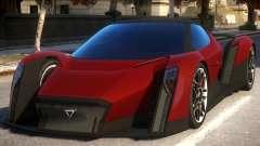 Vanda Electronics Dendrobium 2020 для GTA 4