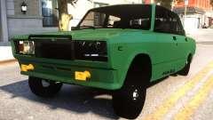 VAZ 2107 Avara Style для GTA 4