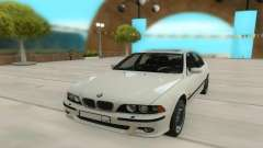 BMW М5 Е39 Classic White для GTA San Andreas