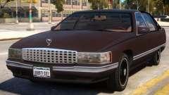 1995 Cadillac De Ville